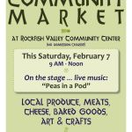 RVCC Community Market : This Saturday February 7, 2009