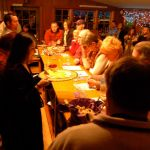 Wine & Cheese Pairing at Wintergreen Winery : March 7, 2009