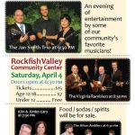 Playtime Concert Is This Weekend At RVCC!  :  Saturday April 4th 2009 : 6:30PM