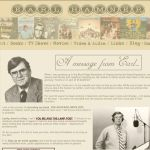 Follow Nelson's Earl Hamner On His Website : 5.5.09