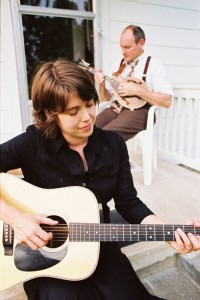 Jan Smith, husband Jeff Vogelgesang, and The Honeybirds will be one of the acts kicking off the weekend this Saturday at Wintergreen Winery in Nelson County, Virginia.
