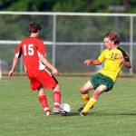 Tough Night For Nelson Govs : George Mason Wins 2-0 Here At Home : 5.28.09