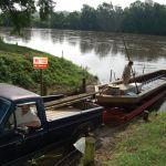 A Batteau's Maiden Voyage : 6.8.09
