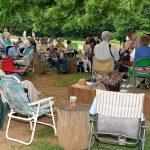 Summer Music @ Humpback Rocks Mountain Farm Along The Blue Ridge Parkway : 6.29.09