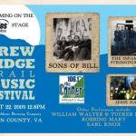 Preps For 1st Annual Brew Ridge Trail Music Fest On August 22nd In Full Swing! : 8.3.09