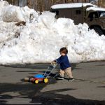 Snow Cleanup Continues : Next Winter Storm On The Way : 2.8.10 : Updated 12 Noon