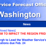 Winter Storm Warning : EXPIRED : Major Heavy Snow Expected! : 2.5.10