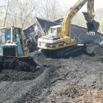 Cleanup From Train Derailment Continues : 4.2.10