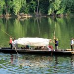 25th Annual James River Batteau Festival Underway : 6.22.10