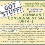 2010 RVCC Consignment Sale This Weekend! 6.3.10