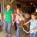 Rodes Farm Stables Holds 10th Year Of Riding Camp : 7.15.10