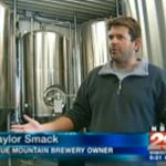 Blue Mountain Brewery Gets TV Mention! : 10.12.10