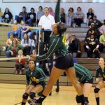 NCHS Lady Govs Volleyball - No Win Against Campbell County