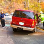 Fire & Rescue Works Saturday Accident On Wintergreen Drive