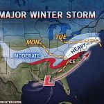 Watching For Potential Winter Storm Next Week