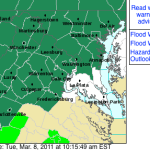 Wintergreen & Nelson : Flood Watch From Wed Evening To Thurs Evening