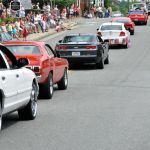 Lovingston 4th Of July Parade - 2011