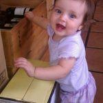 Happy Birthday To NCL Juniorette Publisher Peyton Stafford!