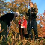 North Branch School Remembers Earl Miller With Tree Planting Ceremony