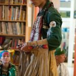 North Branch Gets Visit From Members Of Apache & Yakima Tribes