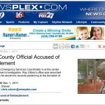 Nelson County Official Formally Charged : Resumes Duties : Updated 12.21.11 @ 1:45PM EST