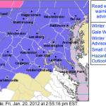 Wintergreen & Nelson : Winter Weather Advisory - EXPIRED