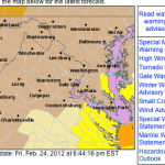 Wintergreen & Nelson: Wind Advisory Continues Until Midnight Friday