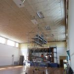 Work Continues On Old Auditorium At RVCC