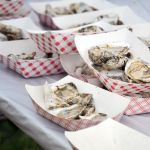 Shucking The Oysters At The Blue Ridge Oyster Festival