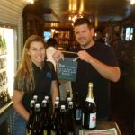 A First For Virginia Beer! -  Nelson's Blue Mountain Brewery Debuts In NYC!