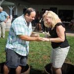 Beech Grove: I Will! - Richmond Couple Seals Engagement During Romp, Stomp & Chomp