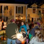 Spooky! October Closes Out With Ghosts, Goblins & Trick Or Treaters