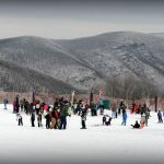 Wintergreen: Ski Season In High Gear Over Holiday