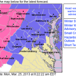 Winter Storm Warning: CANCELED