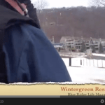 Nelson: Latest Skiing Ever At Wintergreen Resort - Video