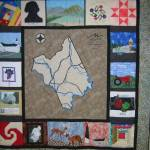 Quilt Exhibit at RVCC