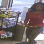 Lovingston: FBI Releases Surveillance Pictures Of Alexis Murphy At Last Known Location