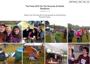 To see many more pics from The Festy 2013 head on over to our Facebook Album by clicking on the image above.