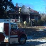 Nelson: Early Friday Morning Fire Destroys Roseland Home : Update 1.25.14 How To Help