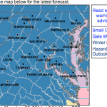 WINTER STORM WATCH: Upgraded To Winter Storm Warning - CANCELED