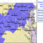 Winter Weather Advisory Until 3PM Tuesday