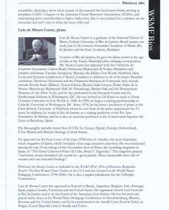 Click on the above image to read the entire impressive bio of Luiz de Moura Castro (Master Teacher)