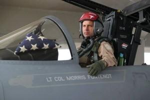 Fontenot in F-15