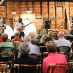 Wintergreen Performing Arts Hosts Robert Jospé Express Quartet At The Big Red Barn