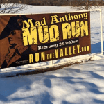 Waynesboro: Snowy Course For Mad Anthony Saturday Morning : See You There!