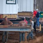 Devils Backbone Moves Historic Arrington Depot As Part Of Expansion (With Video)