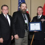 Blue Mountain Barrel House Receives 'Above And Beyond' Award From The Department of Defense