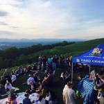 Albemarle : Beautiful Thursday Evening From Carter Mountain Orchard