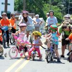 Bike Out Lovingston - A Great Success