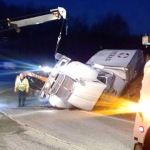 Early Friday Accident Slowed Traffic In South Nelson County